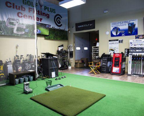Golf Virtual Range