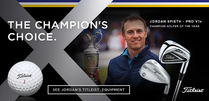 ad0f9d85138a What s in Jordan Spieth s Winning Bag  - Golf Plus