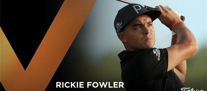 Rickie Fowler Titleist